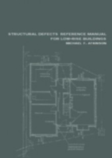 Обложка книги  - Structural Defects Reference Manual for Low-Rise Buildings