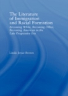 Обложка книги  - Literature of Immigration and Racial Formation