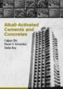 Обложка книги  - Alkali-Activated Cements and Concretes