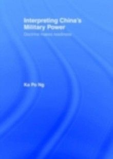 Обложка книги  - Interpreting China's Military Power