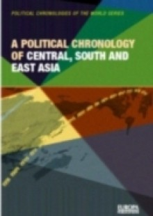 Обложка книги  - Political Chronology of Central, South and East Asia