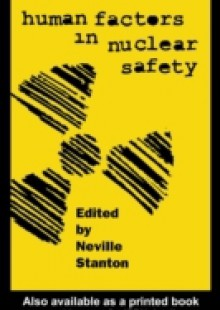 Обложка книги  - Human Factors in Nuclear Safety