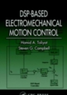 Обложка книги  - DSP-Based Electromechanical Motion Control