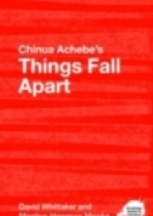 Обложка книги  - Chinua Achebe's Things Fall Apart