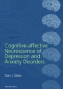 Обложка книги  - Cognitive-Affective Neuroscience of Depression and Anxiety Disorders