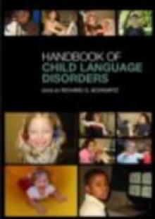 Обложка книги  - Handbook of Child Language Disorders