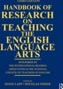 Обложка книги  - Handbook of Research on Teaching the English Language Arts