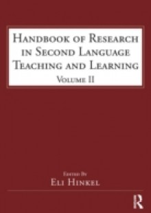 Обложка книги  - Handbook of Research in Second Language Teaching and Learning