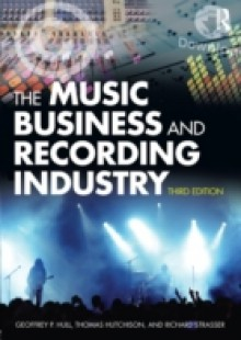 Обложка книги  - Music Business and Recording Industry