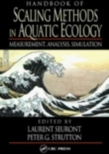 Обложка книги  - Handbook of Scaling Methods in Aquatic Ecology