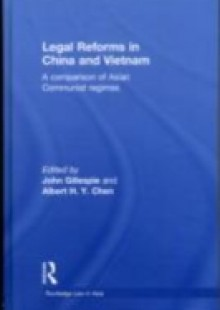 Обложка книги  - Legal Reforms in China and Vietnam
