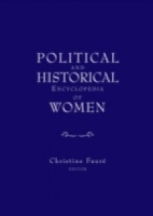 Обложка книги  - Political and Historical Encyclopedia of Women