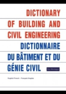 Обложка книги  - Dictionary of Building and Civil Engineering