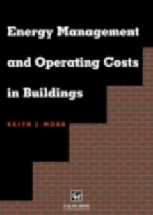 Обложка книги  - Energy Management and Operating Costs in Buildings