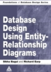 Обложка книги  - Database Design Using Entity-Relationship Diagrams