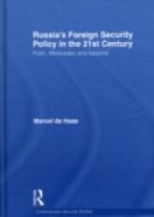 Обложка книги  - Russia's Foreign Security Policy in the 21st Century