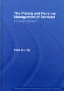 Обложка книги  - Pricing and Revenue Management of Services