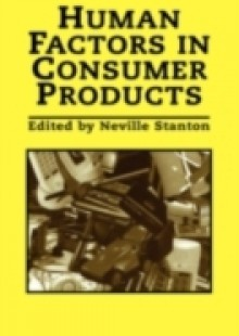Обложка книги  - Human Factors In Consumer Products