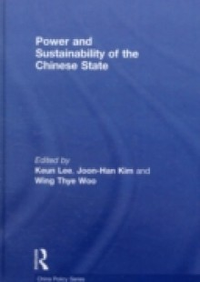 Обложка книги  - Power and Sustainability of the Chinese State