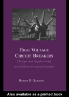 Обложка книги  - High Voltage Circuit Breakers