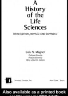 Обложка книги  - History of the Life Sciences, Revised and Expanded
