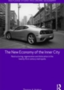 Обложка книги  - New Economy of the Inner City