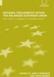 Обложка книги  - National Parliaments within the Enlarged European Union