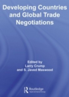 Обложка книги  - Developing Countries and Global Trade Negotiations