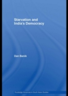 Обложка книги  - Starvation and India's Democracy