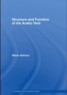 Обложка книги  - Structure and Function of the Arabic Verb