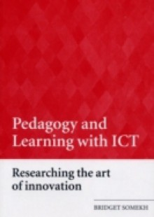 Обложка книги  - Pedagogy and Learning with ICT