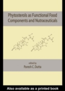 Обложка книги  - Phytosterols as Functional Food Components and Nutraceuticals
