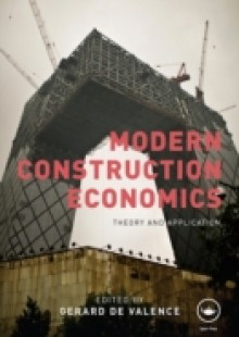Обложка книги  - Modern Construction Economics