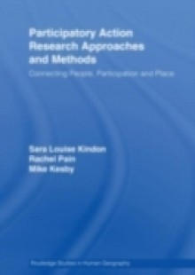 Обложка книги  - Participatory Action Research Approaches and Methods