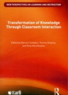 Обложка книги  - Transformation of Knowledge Through Classroom Interaction