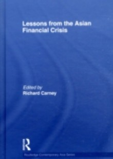 Обложка книги  - Lessons from the Asian Financial Crisis