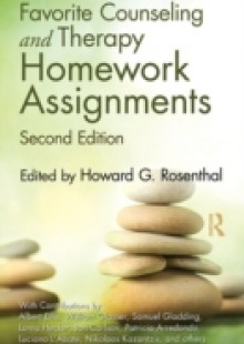 Обложка книги  - Favorite Counseling and Therapy Homework Assignments, Second Edition