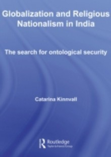 Обложка книги  - Globalization and Religious Nationalism in India