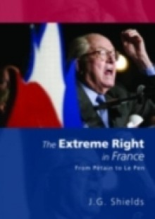 Обложка книги  - Extreme Right in France