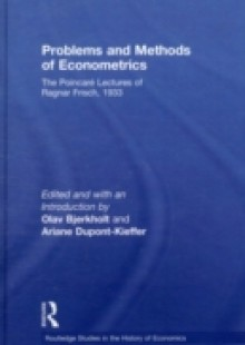 Обложка книги  - Problems and Methods of Econometrics