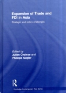 Обложка книги  - Expansion of Trade and FDI in Asia