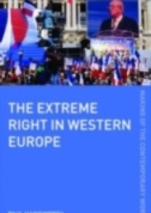Обложка книги  - Extreme Right in Western Europe