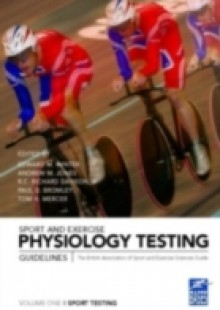 Обложка книги  - Sport and Exercise Physiology Testing Guidelines: Volume I – Sport Testing