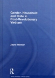 Обложка книги  - Gender, Household and State in Post-Revolutionary Vietnam
