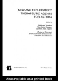 Обложка книги  - New and Exploratory Therapeutic Agents for Asthma
