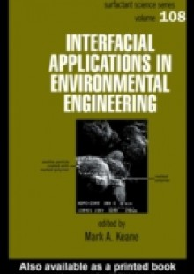 Обложка книги  - Interfacial Applications in Environmental Engineering