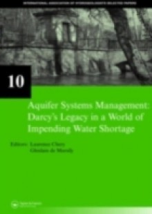 Обложка книги  - Aquifer Systems Management: Darcy's Legacy in a World of Impending Water Shortage