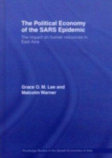 Обложка книги  - Political Economy of the SARS Epidemic