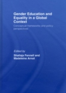 Обложка книги  - Gender Education & Equality in a Global Context