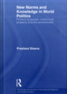 Обложка книги  - New Norms and Knowledge in World Politics